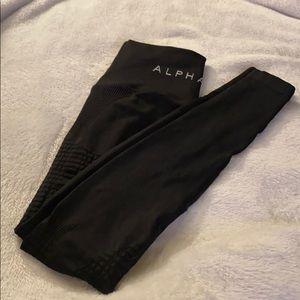 Alphalete halo leggings